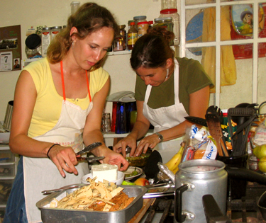 Cooking As a Way to Learn More About Oaxacan Culture